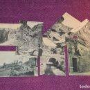 Postales: LOTE 7 POSTALES DE RONDA - FOTOTIPIA - SIN CIRCULAR - PRINCIPIO SIGLO - PRINCIPIO 1900 - HAZ OFERTA. Lote 89048476
