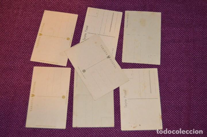 Postales: LOTE 7 POSTALES DE RONDA - FOTOTIPIA - SIN CIRCULAR - PRINCIPIO SIGLO - PRINCIPIO 1900 - HAZ OFERTA - Foto 4 - 89048476