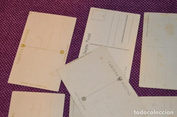 Postales: LOTE 7 POSTALES DE RONDA - FOTOTIPIA - SIN CIRCULAR - PRINCIPIO SIGLO - PRINCIPIO 1900 - HAZ OFERTA - Foto 5 - 89048476
