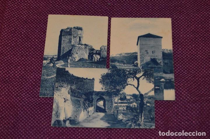 Postales: LOTE 9 POSTALES DE ALCALÁ DE GUADAIRA - SIN CIRCULAR - PRINCIPIO SIGLO - PRINCIPIO 1900 - HAZ OFERTA - Foto 3 - 89048800