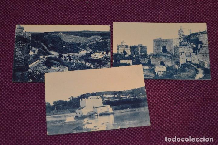 Postales: LOTE 9 POSTALES DE ALCALÁ DE GUADAIRA - SIN CIRCULAR - PRINCIPIO SIGLO - PRINCIPIO 1900 - HAZ OFERTA - Foto 4 - 89048800