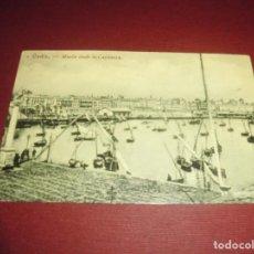 Postales: PRECIOSAS DOS POSTALES DE CADIZ ANTIGUAS. Lote 89196860