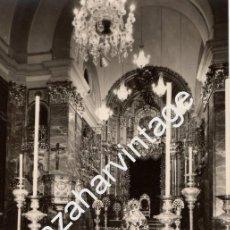 Postales: SEMANA SANTA SEVILLA - POSTAL FOTOGRAFICA DE LA ESPERANZA MACARENA - EDICIONES RADA. Lote 89421692