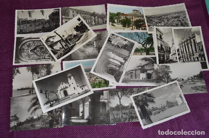 LOTE DE 20 POSTALES ANTIGUAS - HUELVA Y PROVINCIA - PRECIOSAS, MUY ANTIGUAS - AÑOS 60 - HAZME OFERTA (Postales - España - Andalucia Moderna (desde 1.940))