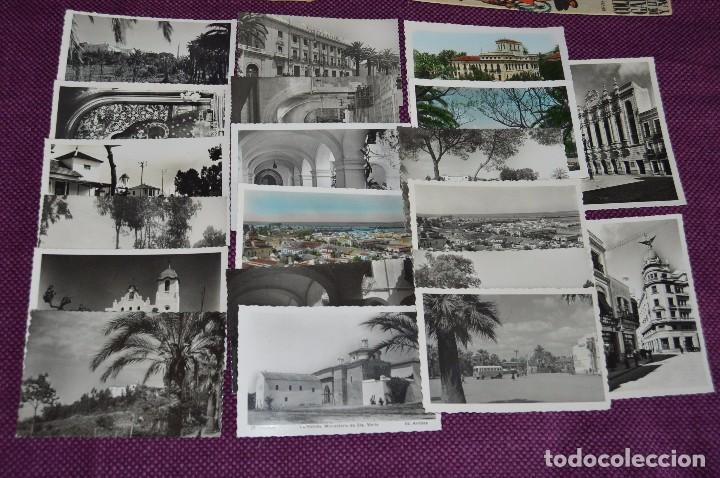 Postales: LOTE DE 20 POSTALES ANTIGUAS - HUELVA Y PROVINCIA - PRECIOSAS, MUY ANTIGUAS - AÑOS 60 - HAZME OFERTA - Foto 2 - 89547672