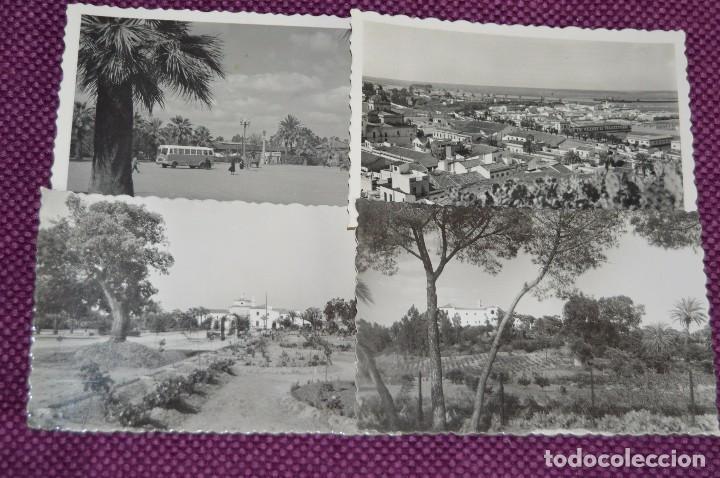 Postales: LOTE DE 20 POSTALES ANTIGUAS - HUELVA Y PROVINCIA - PRECIOSAS, MUY ANTIGUAS - AÑOS 60 - HAZME OFERTA - Foto 3 - 89547672