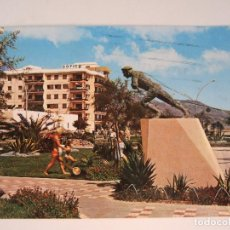 Postales: POSTAL MALAGA - FUENGIROLA - PASEO MARITIMO - 1971 - GARCIA GARRABELLA 20 - CIRCULADA. Lote 89561616