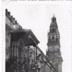Postales: P- 7090. POSTAL CORDOBA, MEZQUITA VIRGEN DE LOS FAROLES. Nº67. ED. ARRIBAS.. Lote 90417929