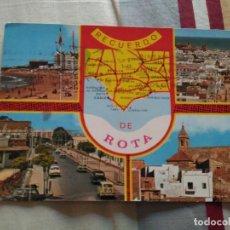 Postales: POSTAL DE ROTA CADIZ. Lote 90674215