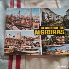 Postales: POSTAL ALGECIRAS CADIZ SIN CIRCULAR. Lote 90710085