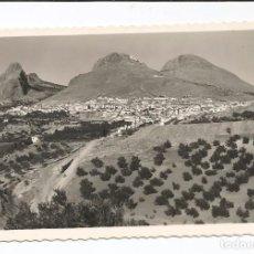 Postales: ARCHIDONA - VISTA GENERAL. AL FONDO SANTUARIO DE LA PATRONA - Nº 13 ED. ORTIZ. Lote 90930535