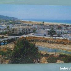 Postales: POSTAL DE ZAHARA DE LOS ATUNES ( CADIZ ) : VISTA PARCIAL Y PLAYA. Lote 245299115