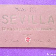Postales: LOTE 11 POSTALES, SEVILLA, TOMAS SANZ, LTP14. Lote 91271435