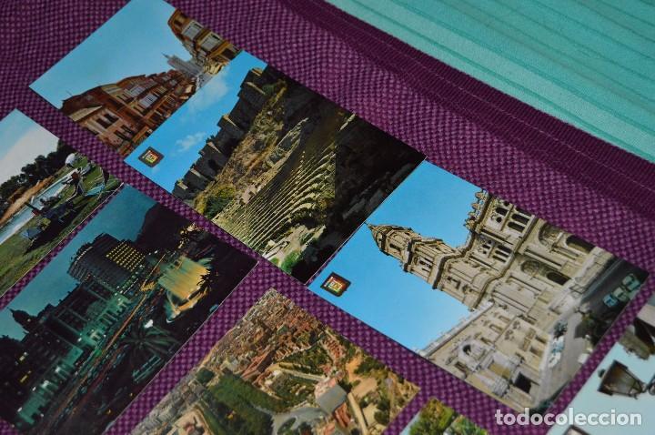 Postales: LOTE DE 34 POSTALES ANTIGUAS - MÁLAGA Y PROVINCIA - PRECIOSAS, MUY ANTIGUAS - AÑOS 60 - HAZME OFERTA - Foto 12 - 91576875