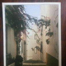 Postales: POSTAL MOJACAR MOJACAR ALMERIA CALLE TIPICA. Lote 91591825