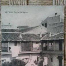 Postales: SEVILLA - PATIO DEL ASILO DE VENERABLES SACERDOTES. Lote 91833195