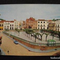 Postales: POSTAL ARACENA ( HUELVA ) - PLAZA MARQUES DE ARACENA.. Lote 92830195