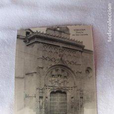 Postales: ANTIGUA POSTAL CORDOBA, CATEDRAL, PUERTA DE SAN JACINTO, AGENCIA MUNICIPAL DE TURISMO. Lote 93138985