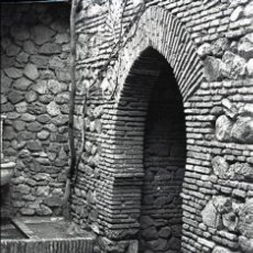 Postales: NEGATIVO ESPAÑA MÁLAGA ALCAZABA 1979 KODAK 35MM NEGATIVE SPAIN PHOTO FOTO. Lote 93582940