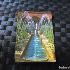 Postales: POSTAL DE GRANADA - GENERALIFE BONITAS VISTAS- LA DE LAS FOTOS VER TODAS MIS POSTALES. Lote 93827080
