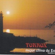 Postales: POSTAL TORROX. MALAGA. Lote 93878925