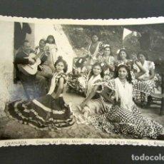 Postales: POSTAL GRANADA. GITANAS DEL SACRO MONTE. ROISIN. . Lote 94131705