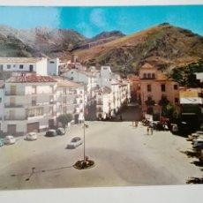 Postales: CAZORLA PLAZA DE LOS MÁRTIRES. Lote 94294226