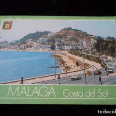 Postales: MALAGA EL MORLACO ED.DOMINGUEZ CIRCULADA 1990. Lote 94448014
