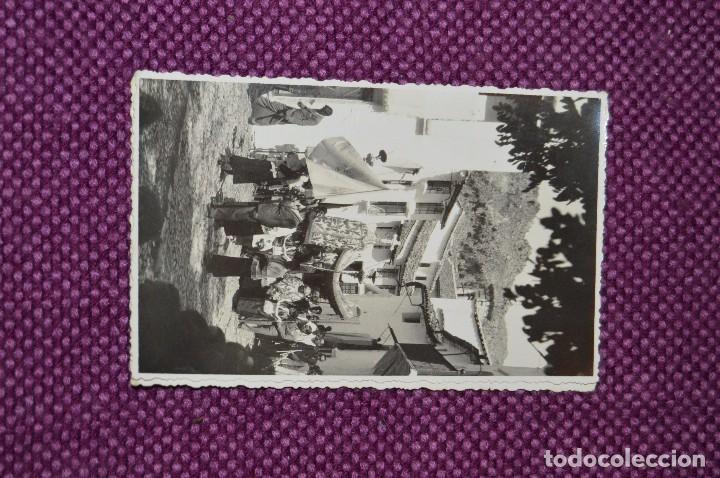 Postales: LOTE DE 2 ANTIGUAS POSTALES SIN CIRCULAR - DESFILES PROCESIONALES - GRAZALEMA - VINTAGE - HAZ OFERTA - Foto 2 - 94688359