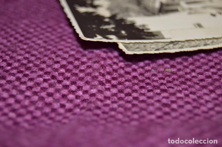 Postales: LOTE DE 2 ANTIGUAS POSTALES SIN CIRCULAR - DESFILES PROCESIONALES - GRAZALEMA - VINTAGE - HAZ OFERTA - Foto 4 - 94688359