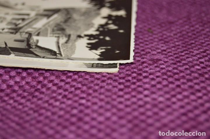 Postales: LOTE DE 2 ANTIGUAS POSTALES SIN CIRCULAR - DESFILES PROCESIONALES - GRAZALEMA - VINTAGE - HAZ OFERTA - Foto 5 - 94688359