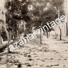 Postales: POSTAL FOTOGRAFICA BALNEARIO DE FUENTE AGRIA DE VILLAHARTA CÓRDOBA, FOT.SANTOS, RARISIMA. Lote 94710083