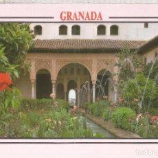 Postales: GRANADA ESCRITA. Lote 95154299