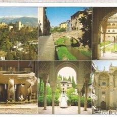 Postales: GRANADA ESCRITA. Lote 95154515