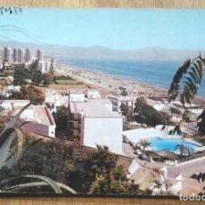 Postales: TORREMOLINOS - EL BAJONDILLO. Lote 95269647