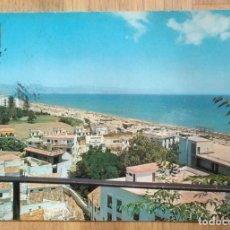 Postales: TORREMOLINOS - PLAYA DEL BAJONDILLO. Lote 95455231