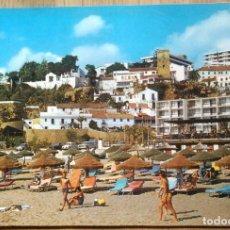 Postales: TORREMOLINOS - PLAYA DE BAHONDILLO. Lote 95455283