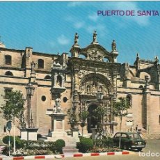 Postales: POSTAL PUERTO DE SANTA MARIA.CADIZ.IGLESIA MAYOR PRIORAL.. Lote 95910059