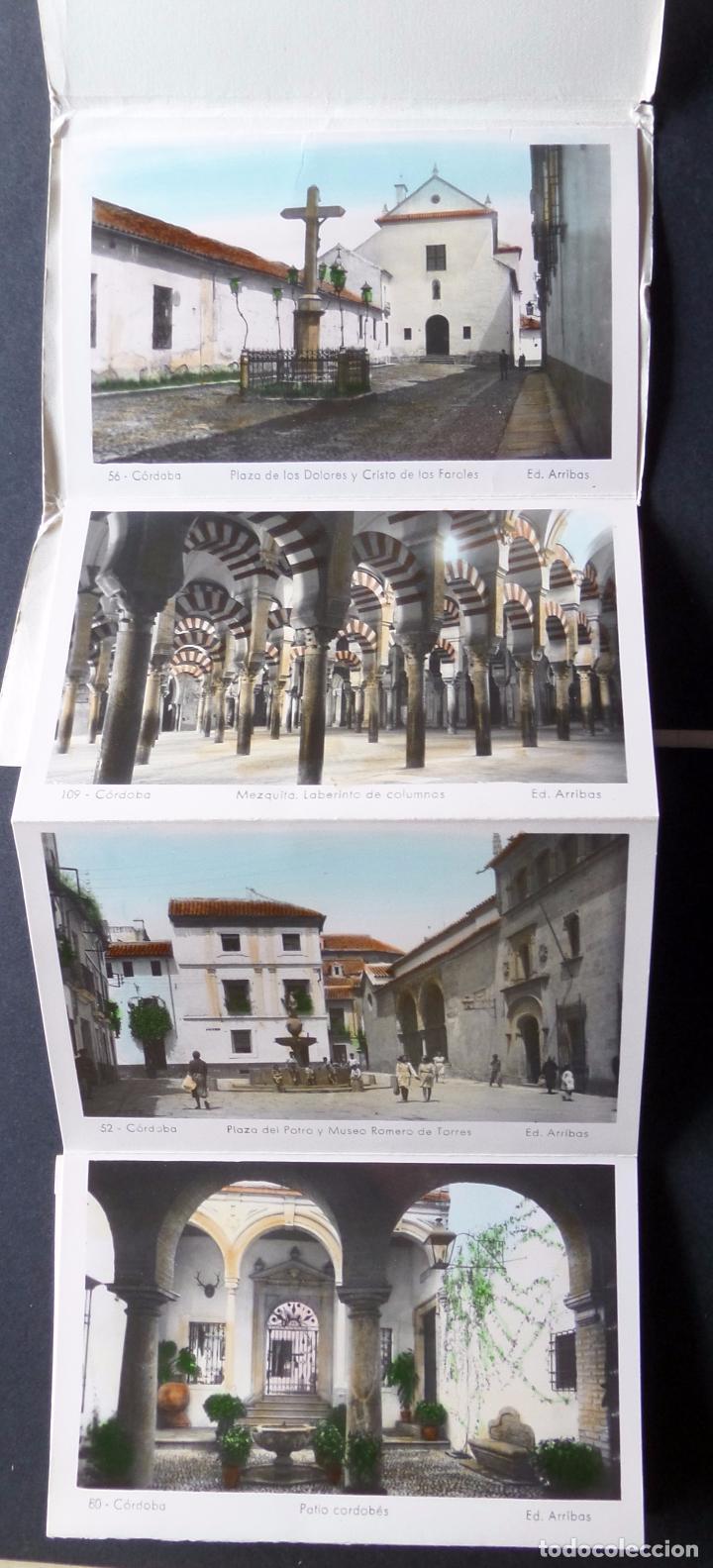 Postales: Antigua Carpeta de 10 postales Recuerdo de Cordoba, Ediciones Arribas, ver fotografías y comentarios - Foto 2 - 95930763