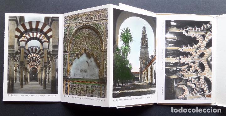 Postales: Antigua Carpeta de 10 postales Recuerdo de Cordoba, Ediciones Arribas, ver fotografías y comentarios - Foto 3 - 95930763