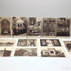 Postales: LOTE DE 12 POSTALES DE SEVILLA EDICIONES - MUMBRU - BARCELONA. Lote 95949059