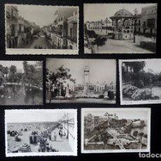 Postales: LOTE 7 POSTALES CPA, DE CADIZ , ESCRITAS, VER FOTOS. Lote 95958827