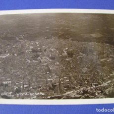 Postales: POSTAL DE JAEN. VISTA GENERAL. ESCRITA 1934.. Lote 95965651