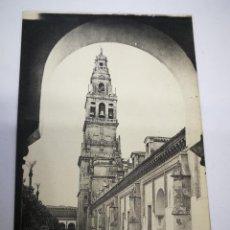 Postales: ANTIGUA POSTAL DE CORDOBA - CAMAPANARIO - ROISIN - NO CIRCULADA - EN PERFECTO ESTADO - . Lote 95968979