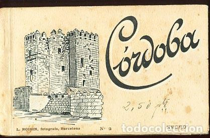 CÓRDOBA BLOC COMPLETO CON 20 POSTALES. L. ROISIN, FOTÓGRAFO (Postales - España - Andalucía Antigua (hasta 1939))
