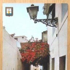 Postales: MARBELLA - CALLE TIPICA. Lote 96422639