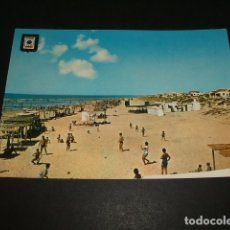 Postales: HUELVA PLAYA DE PUNTA UMBRIA. Lote 96912659