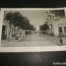 Postales: LA LINEA DE LA CONCEPCION CADIZ CALLE DEL CLAVEL. Lote 96935555