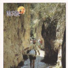 Postales: POSTAL DIA DEL TURISTA. NERJA. MALAGA. Lote 96943095