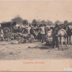 Postales: ANDALUCIA - COSTUMBRES ANDALUCAS. Lote 97014227
